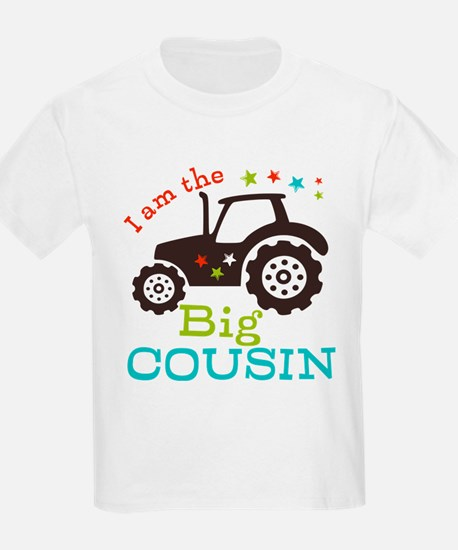 Big Cousin Tractor T-Shirt