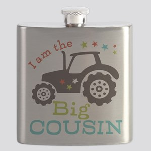 Big Cousin Tractor Flask