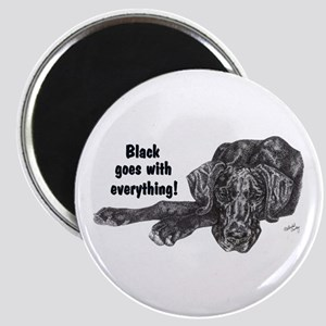 NBlkPup Everything Magnet