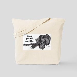 NBlkPup Everything Tote Bag