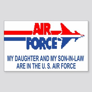 Sticker: My Daughter And Son In Law