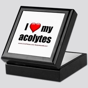 """Love My Acolytes"" Keepsake Box"