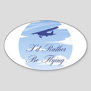 Women's Flying Sticker