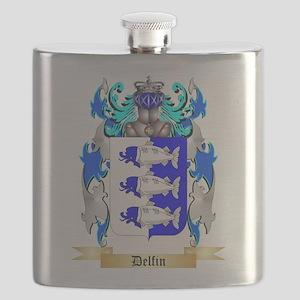 Delfin Flask