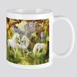 Heavenly Unicorns Mugs