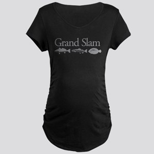 Redfish, flounder and trout Maternity T-Shirt