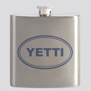 YETTI EURO Oval, Sasquatch, Big Foot Flask