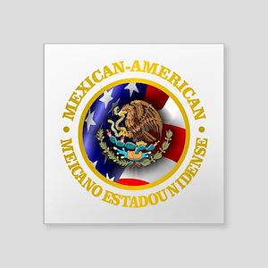 Mexican-American Sticker