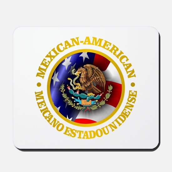 Mexican-American Mousepad