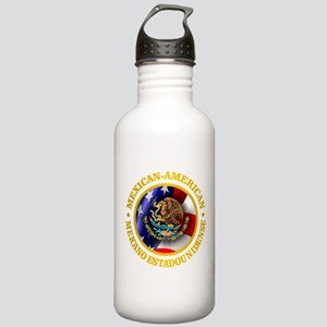 Mexican-American Water Bottle