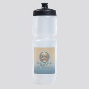 GwS Logo1 Sports Bottle