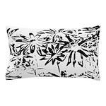 Transparent flowers Pillow Case