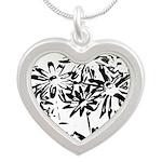 Transparent flowers Necklaces