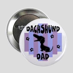 Dachshund Dad Button
