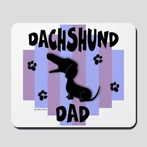 Dachshund Dad Mousepad