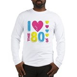 80s Long Sleeve T-shirts
