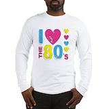 80s Long Sleeve T-shirts