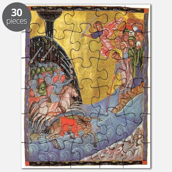 Toros Roslin Armenian Illuminator Puzzle
