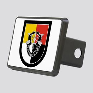 3rd SF Group Rectangular Hitch Cover