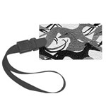 Leaping Hounds Luggage Tag