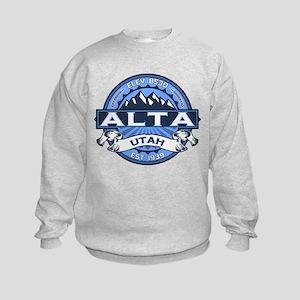 Alta Blue Kids Sweatshirt