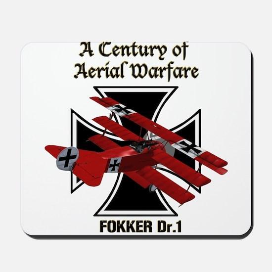 Fokker Dr.1 Mousepad