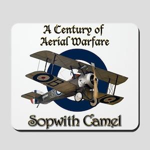 Sopwith Camel Mousepad
