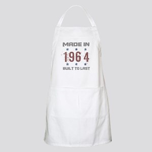 Made In 1964 Apron