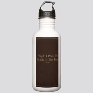 People I Want To Punch Stainless Water Bottle 1.0L