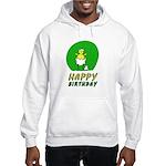 Canary NCFC Happy Birthday Sweatshirt