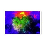 Blooming nebula Wall Decal