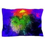 Blooming nebula Pillow Case