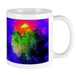 Blooming nebula Mugs