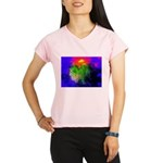 Blooming nebula Performance Dry T-Shirt