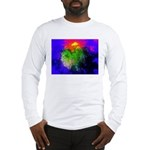 Blooming nebula Long Sleeve T-Shirt