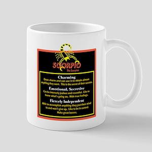Scorpio-Zodiac Sign Mugs