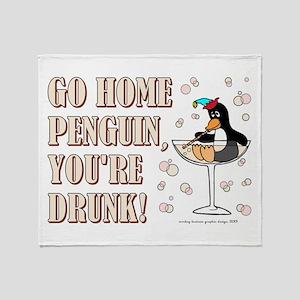 GO HOME... Throw Blanket