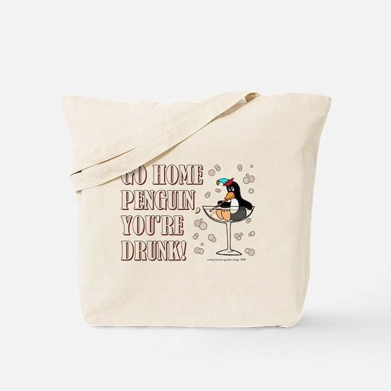 GO HOME... Tote Bag