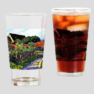 Jawlensky - Farmhouse Garden painti Drinking Glass