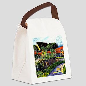 Jawlensky - Farmhouse Garden pain Canvas Lunch Bag