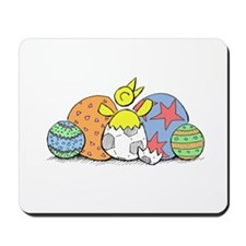 NCFC Canary Happy Easter Mousepad