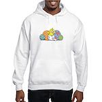 NCFC Canary Happy Easter Sweatshirt