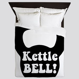 More Kettlebell Queen Duvet