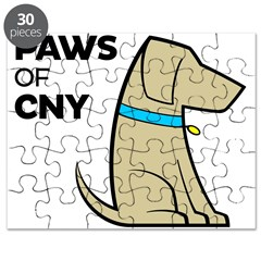 PAWS of CNY Puzzle