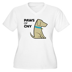 PAWS of CNY T-Shirt