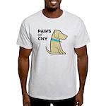 PAWS of CNY Light T-Shirt
