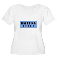 Knitting Goddess T-Shirt