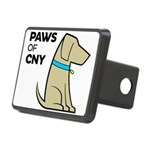 PAWS of CNY Rectangular Hitch Cover