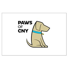 PAWS of CNY Posters