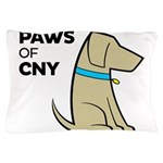 PAWS of CNY Pillow Case